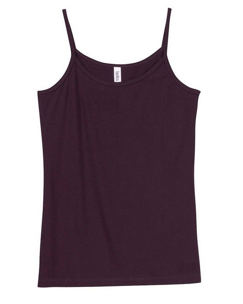 Bella + Canvas B8111 Ladies Sheer Jersey Longer-Length Tank