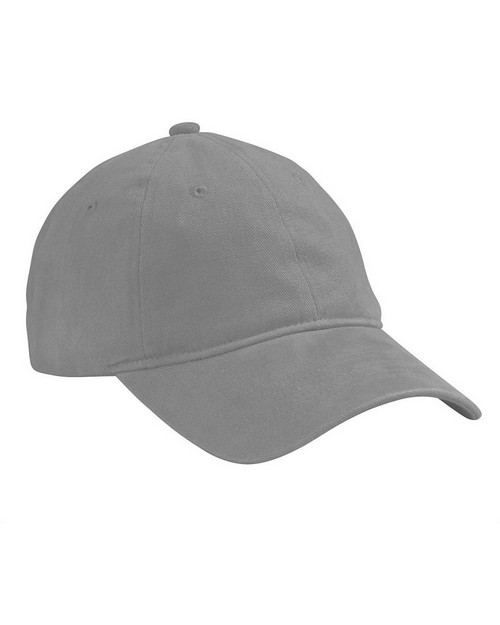 Big Accessories BA511 Heavy Brushed Twill Unstructured Cap