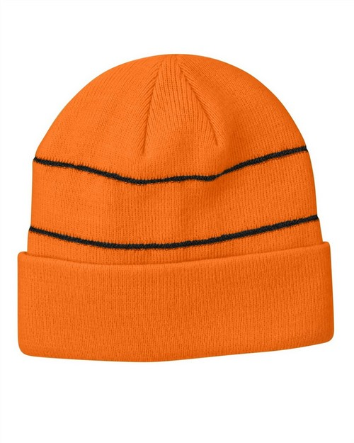 Big Accessories BA535 Reflective Beanie