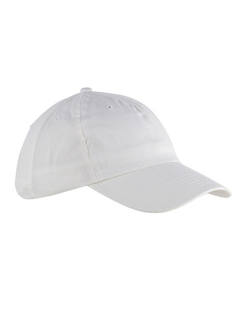 Big Accessories BX008 5-Panel Brushed Twill Unstructured Cap
