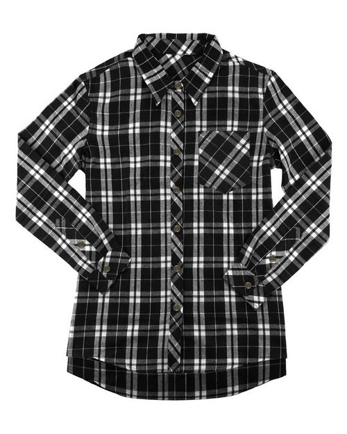 Boxercraft F50PLUS Women's Plus Size Flannel Shirt