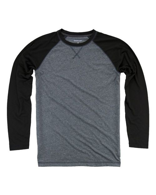 Boxercraft T06 Long Sleeve Double Play Tee