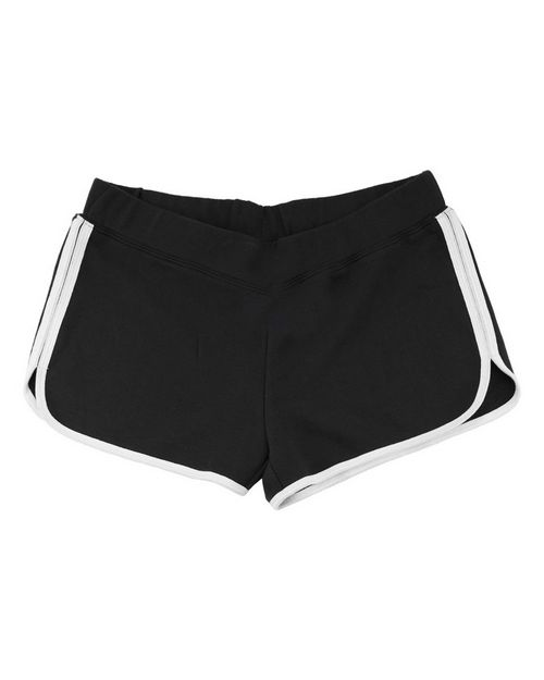 Boxercraft YR65 Girls Relay Shorts