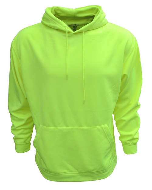 Bright Shield B309 Adult Performance Pullover Hood with Bonded Polar Fleece