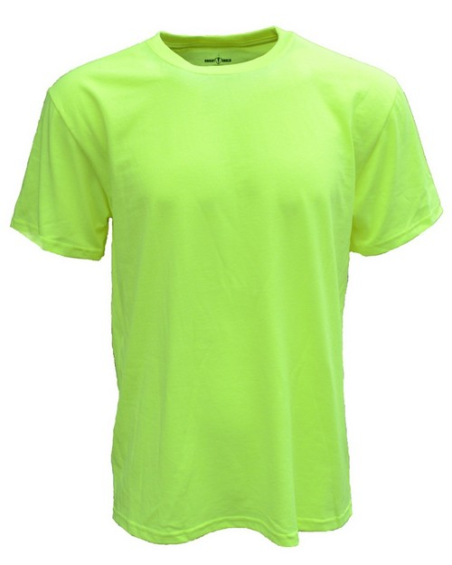 Bright Shield BS106 Adult Basic Tee