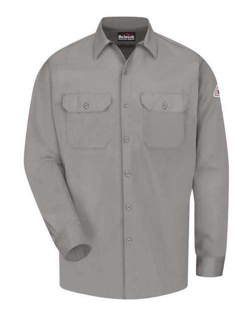 Bulwark SLW2 Work Shirt - EXCEL FR ComforTouch