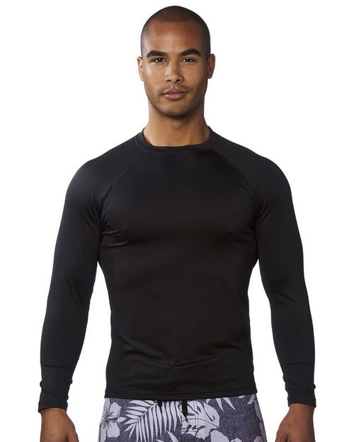 Burnside 8151 Adult Long Sleeve Rash Guard