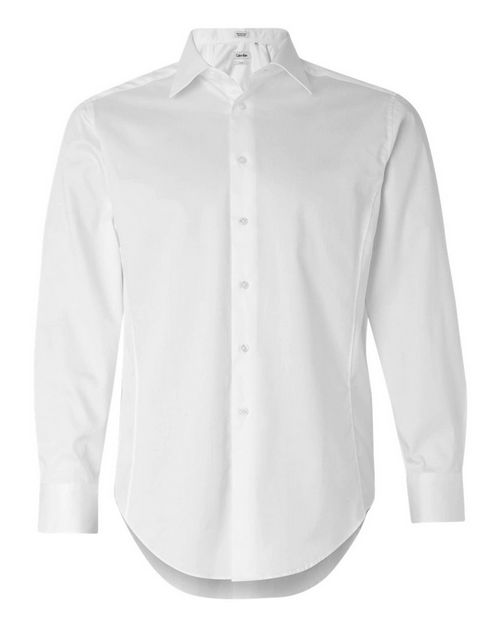 Calvin Klein 13CK023 Slim Fit Cotton Stretch Shirt