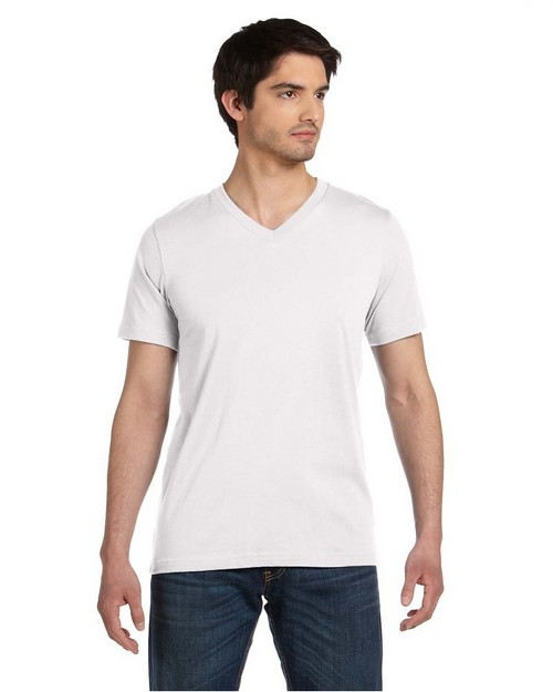 Bella + Canvas 3005 Unisex Jersey Short-Sleeve V-Neck T-Shirt