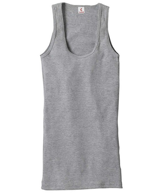 Bella + Canvas 3400C Men's 2x1 Rib Tank