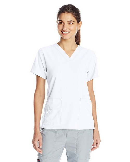 Carhartt C12110 Women's V-Neck Tech Scrub Top