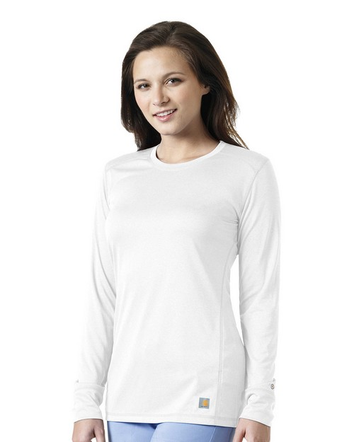 Carhartt C33109 Women's Long Sleeve Force Tee