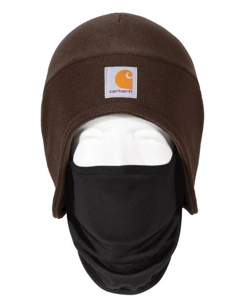 Carhartt CTA202 Fleece 2-In-1 Headwear