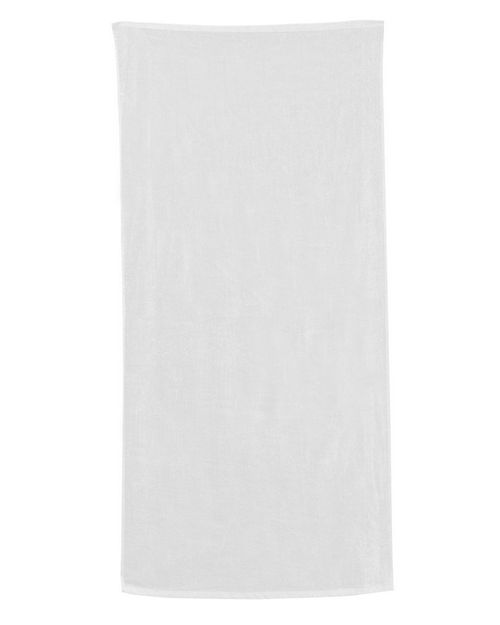 Carmel Towel Company C3060 Velour Beach Towel