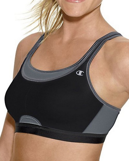 Champion 1660 All-Out Support Wireless Sports Bra
