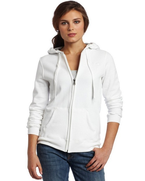 Champion 7653 Womens Eco Fleece Jacket