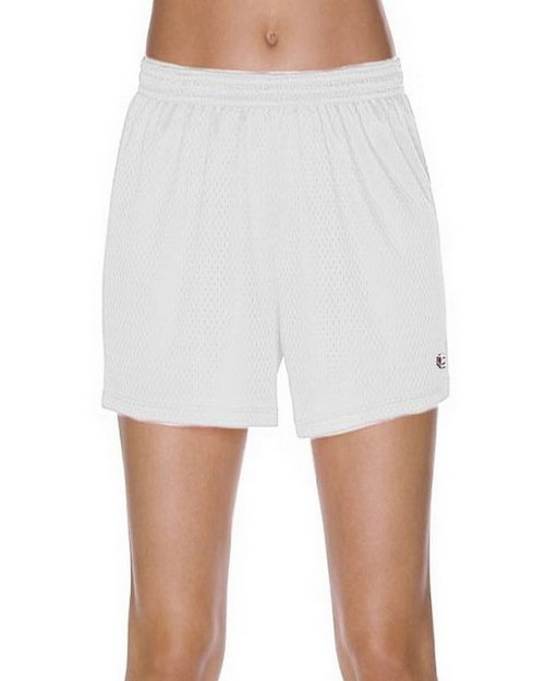 Champion 7791 Womens Mesh Short