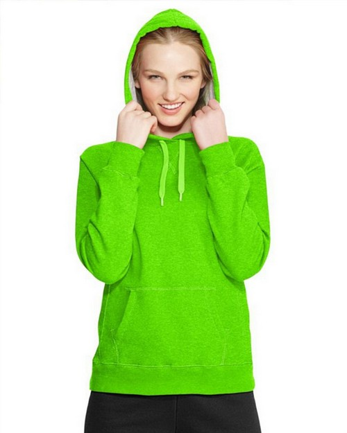 Champion 7952 Womens Fleece Hoodie