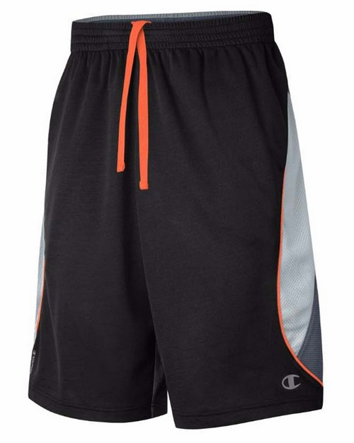 Champion 80198t Gear Mens Authentic Basketball Shorts