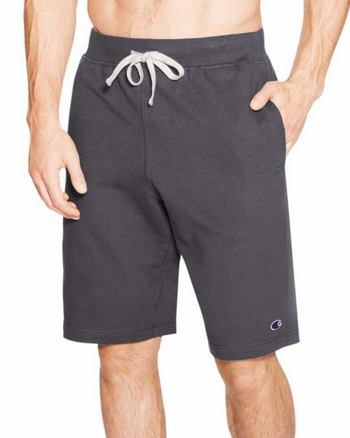Champion 81076 Mens French Terry Shorts