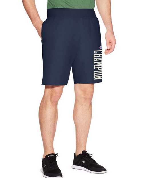 Champion 829781 Men Heritage Fleece Short