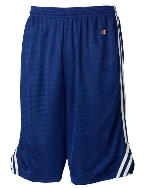 Champion 8655 Lacrosse Mesh Short