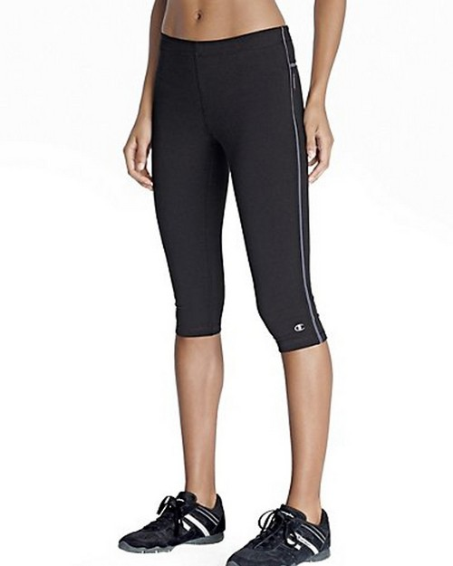 Champion 8725 Power Cotton Womens Knee Tights