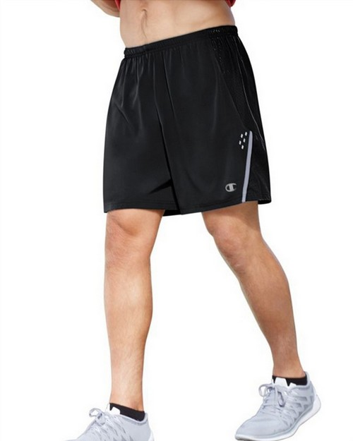 Champion 88898 Mens Marathon Shorts with Liner