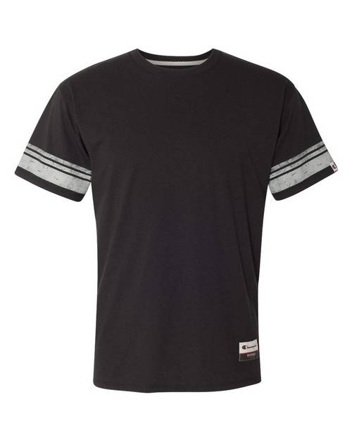 Champion AO300 Original Mens Triblend Varsity Tee Shirt