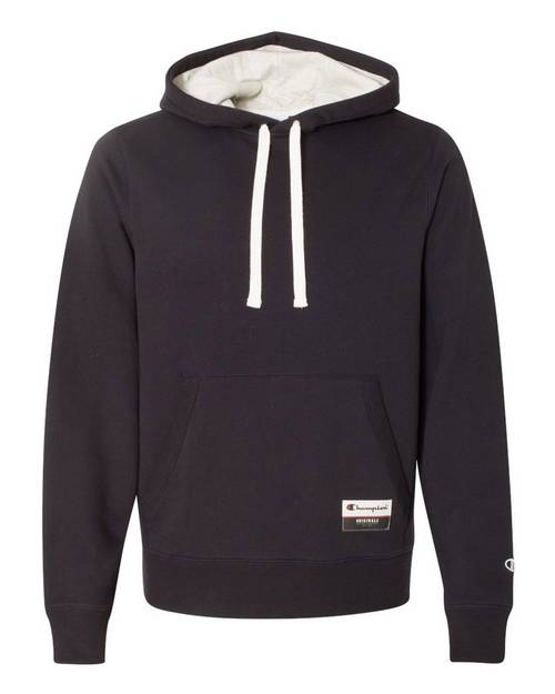 Champion AO600 Originals Mens Sueded Fleece Pullover Hood