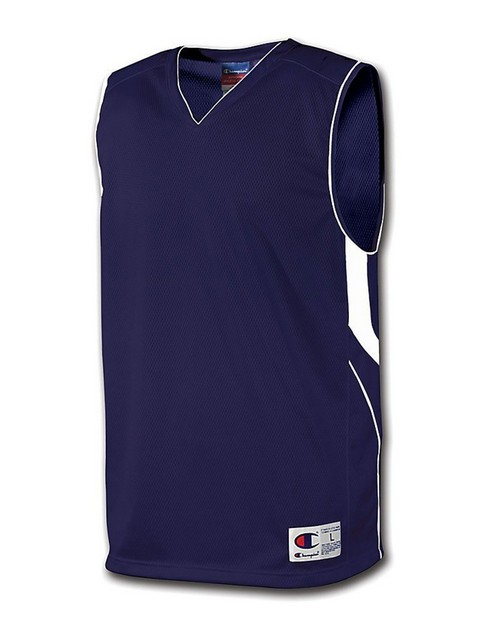 Champion B935 Men's Free Throw Double Dry Baseball Jersey