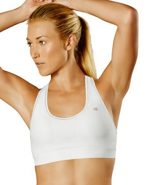 Champion B9504 Absolute Racerback Sports Bra with SmoothTec Band
