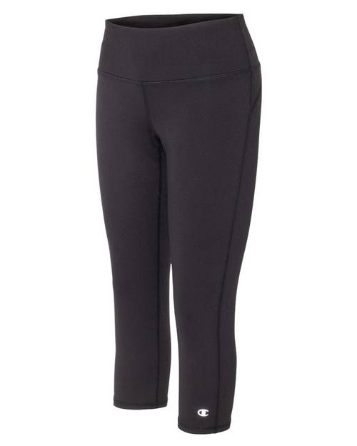 Champion B960 Womens Performance Capri Leggings