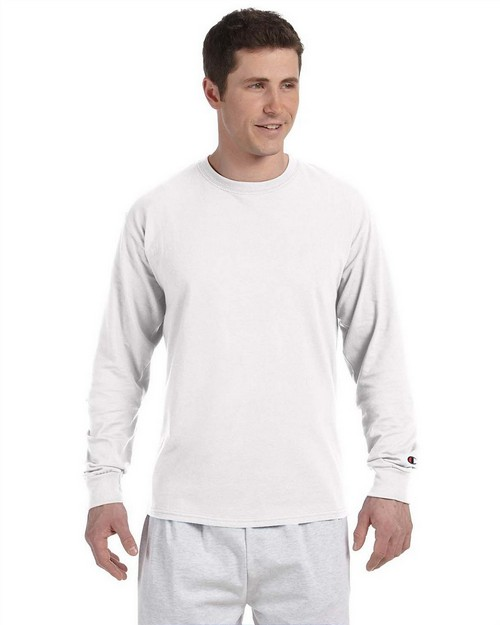 Champion CC8C Long-Sleeve Tagless T-Shirt