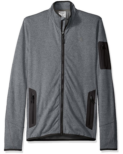 Champion Ch2013akt Mens Tall Active Knit Jacket