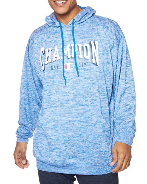 Champion CH223 Big & Tall Mens Performance French Terry Hoodie