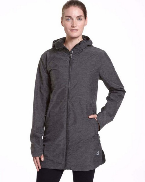Champion Ch3006pp Womens Technical Rain Jacket