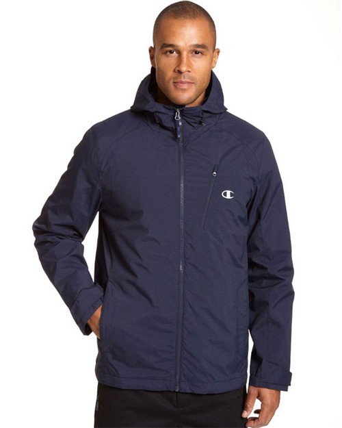 Champion CH4000 Mens Technical Ripstop 3 In 1 Insulated Jacket