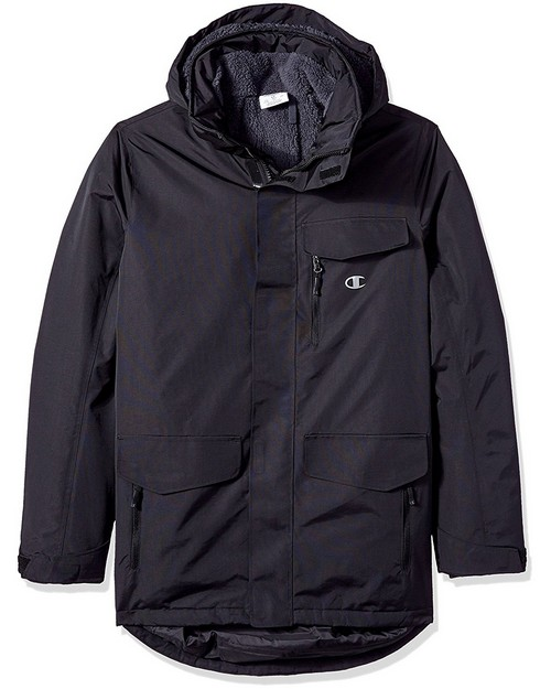 Champion Ch4006ppt Mens Tall High Performance 2-Layer Jacket With Sherpa Lining