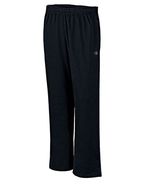 Champion CH408 Big & Tall Mens Open Bottom Performance Pants