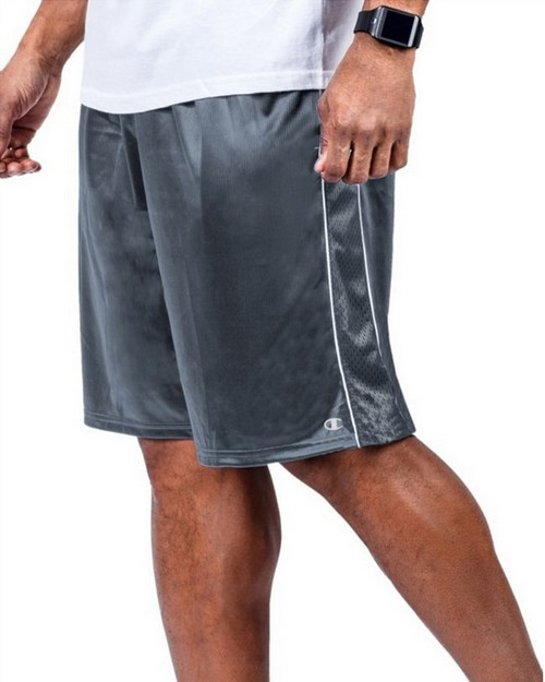 Champion CH411 Vapor Big Mens Contrast-Pieced Short