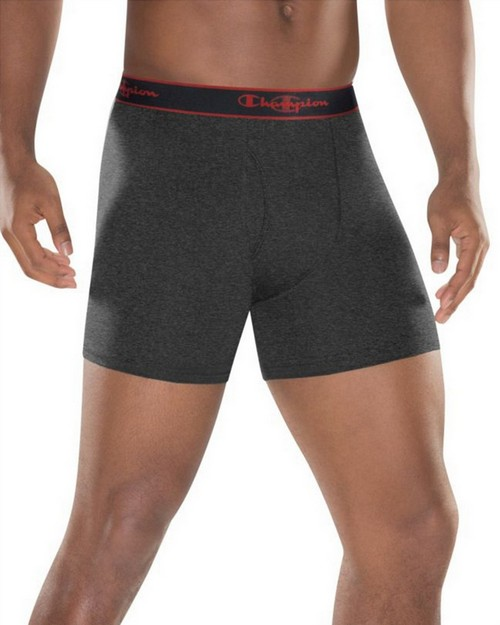 Champion CPRBBG Active Performance Regular Boxer Brief 3-Pack
