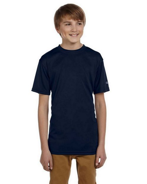 Champion CW24 Youth Moisture Management T Shirt