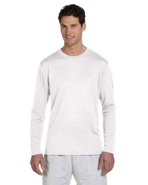 Champion CW26 Double Dry Performance Long Sleeve T Shirt