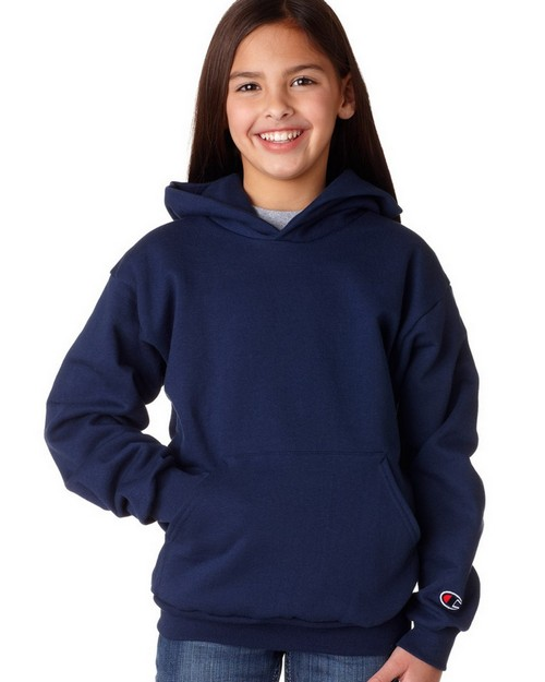Champion CY4C Youth Sweatshirt Hood