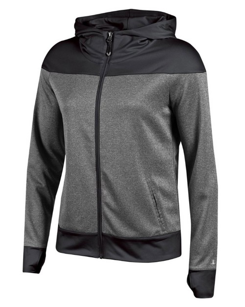 Champion G5081 Womens Convergence Full Zip Hoodie
