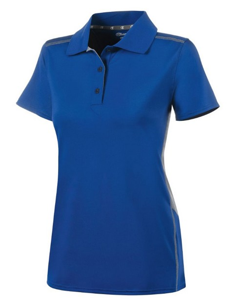 Champion H909 Womens Prime Double Dry Polo Shirt