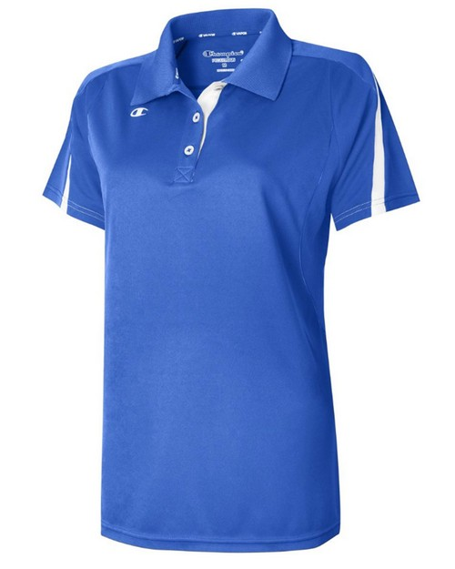 Champion H912 Womens Victory Vapor Polo Shirt