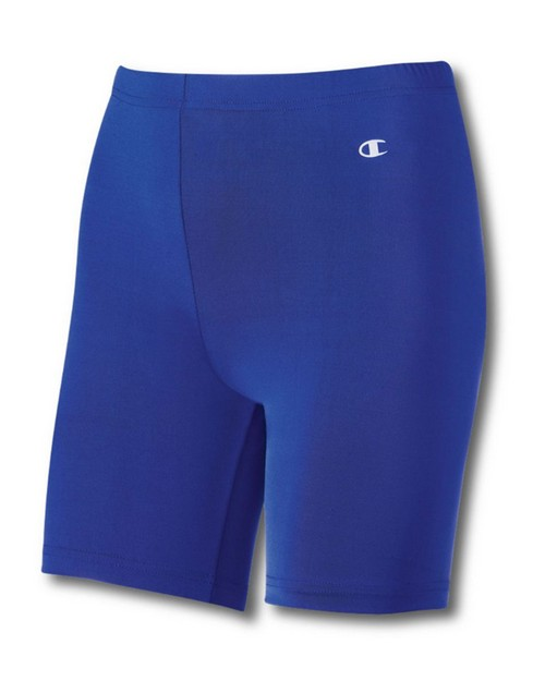 Champion L538 Womens Double Dry Compression 7 Short
