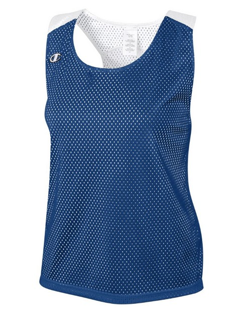 Champion L627 Womens and Girls Flex Reversible Pinnie